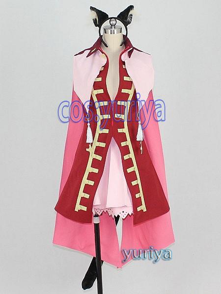 Fatekaleid liner プリズマ★イリヤ 遠坂 凛(とおさか りん)★コスプレ衣装