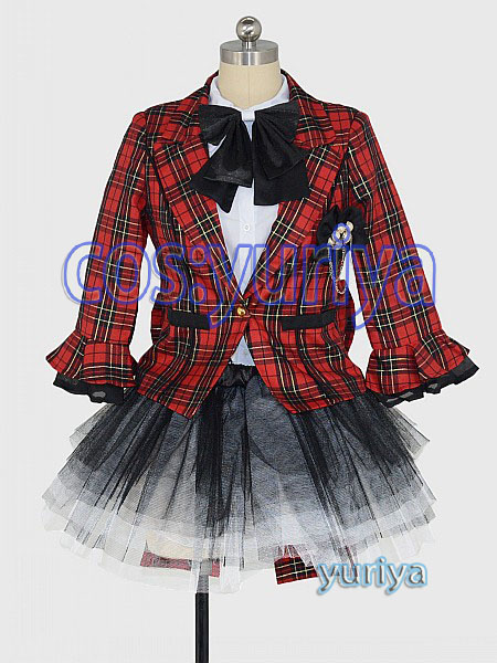AKB48 重力シンパシー大島優子 小嶋陽菜 打歌服(Ver.1)★コスプレ衣装