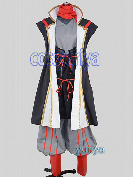 Fate Grand Order 風魔小太郎 羽織付き★コスプレ衣装