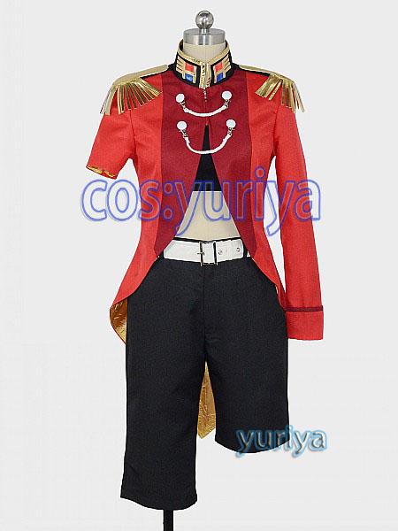 最愛 『NINKU -忍空-』(にんくう) メキラ大佐★コスプレ衣装, Eternal 824395df