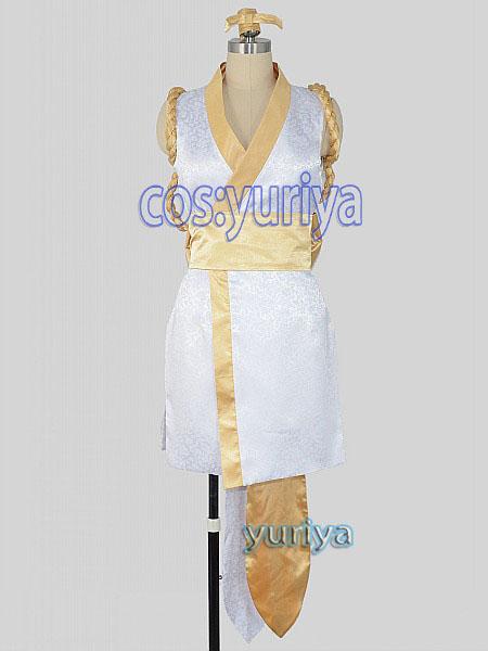 ザ・キング・オブ・ファイターズ 不知火舞 (しらぬいまい) 金色★コスプレ衣装