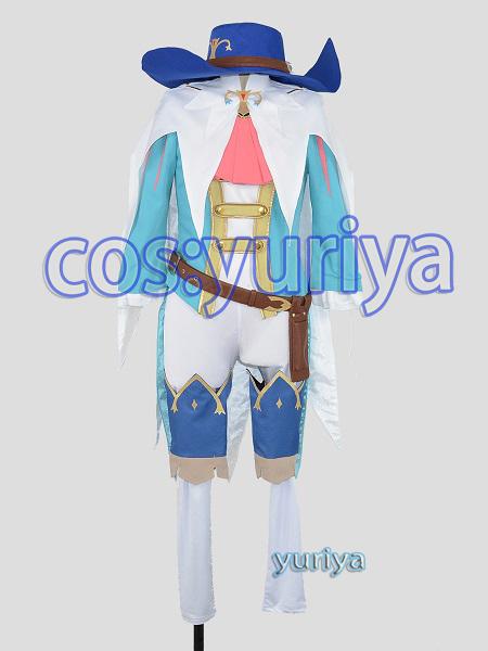 Fate/GO (Fate/Grand Order) シュヴァリエ・デオン 第二段階★コスプレ衣装
