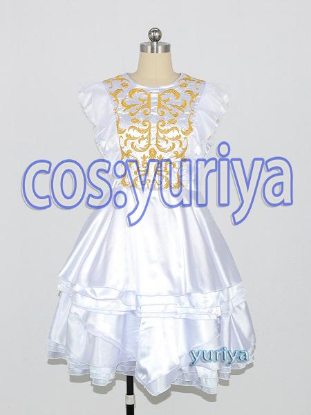 乃木坂46 THE MUSIC DAY 夏のはじまり 刺繍 演出服(袖なし)★コスプレ衣装