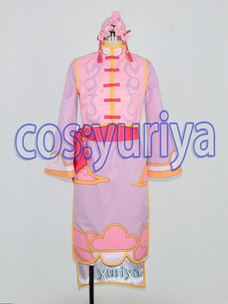 おそ松さん 松ドドの国中 ドド松 へそくりウオーズ チャイナ服★コスプレ衣装
