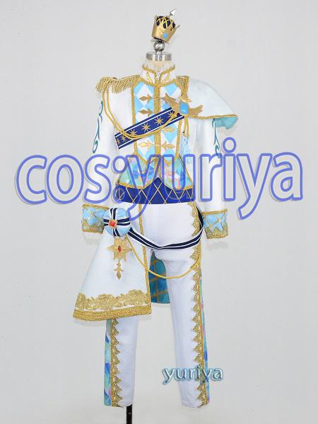 アイカツスターズ! 騎咲レイ (きざきれい) 豪華版★コスプレ衣装