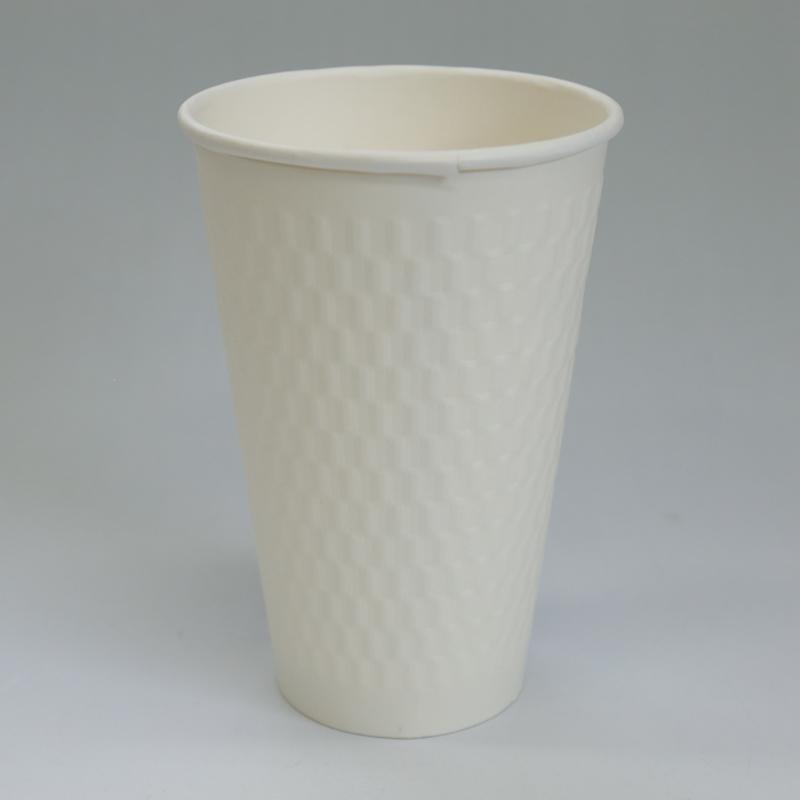 紙カップ KMW-470 ホワイト (1000個入)