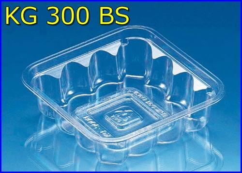 クリーンカップ 透明カップ容器の定番商品です サラダ フルーツ 珍味と用途いろいろ BS 300 祝開店大放出セール開催中 100個 KG 本体 2020新作
