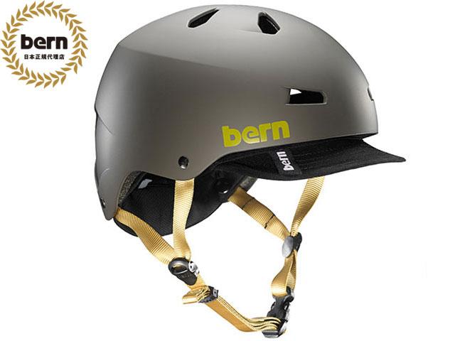【国内正規品】 バーン bern メイコン MACON VISOR ALL SEASON MATTE CHARCOAL メイコン バイザー マット チャコール 自転車 スケートボード BMX ピスト ヘルメット