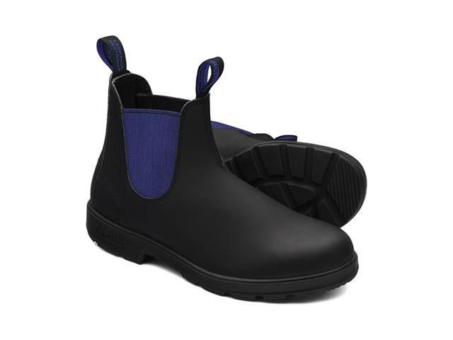 【国内正規品】 ブランドストーン Blundstone BS515 CLASSICS クラシック Voltan Black/Blue ボルタンブラック/ブルー 黒/青 ブーツ BOOTS