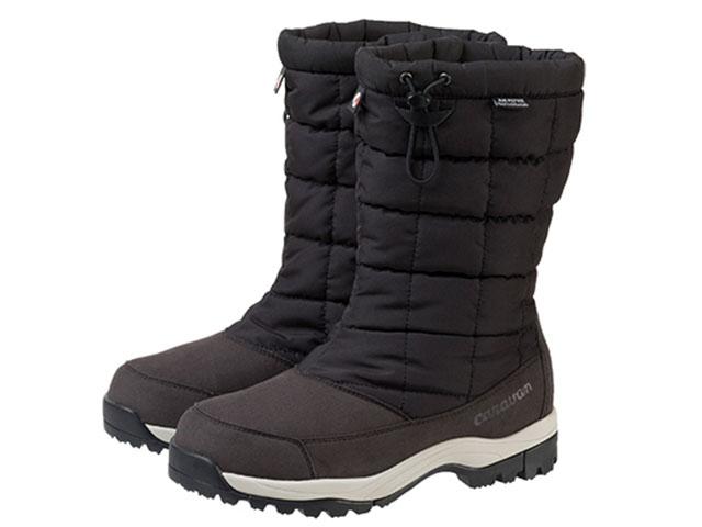 キャラバン Caravan <レディース>スノーキャラバン SHC_8S ブラック SNOW CARAVAN black ウィンターブーツ WINTER BOOTS