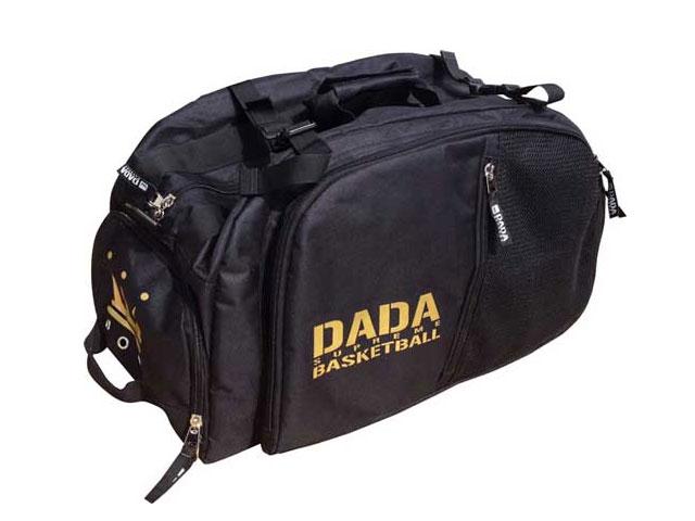 ダダ DADA スリーウェイ フープパック 黒 3WAY HOOP PACK DDBD-202 ショルダーバッグ バックパック バッグリュック 3WAY バスケットボール
