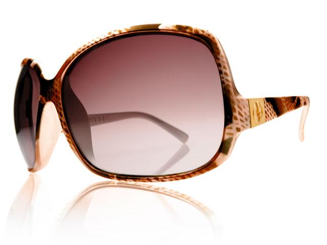 エレクトリック electric ラベット ゴールドパイソン/ブラウングラデレンズ es07325945 LOVETTE gold python/brown gradient サングラス