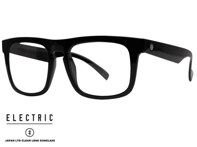 エレクトリック electric 【JAPAN LTD】 MAINSTAY GLOSS BLACK CLEAR+AR メインステイ グロスブラック クリア サングラス 日本限定