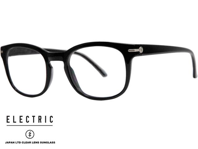 エレクトリック electric 【JAPAN LTD】 RIP ROCK GLOSS BLACK CLEAR+AR リップロック グロスブラック クリア サングラス 日本限定