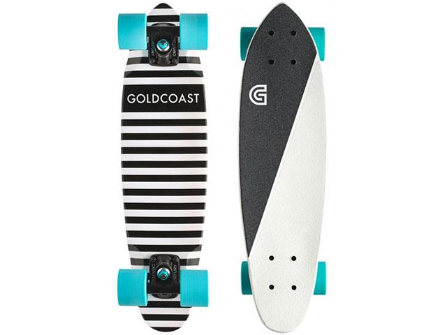 【国内正規品】 GOLDCOAST THE CONFLICT MOD ゴールドコースト スケートボード クルーザー コンプリート