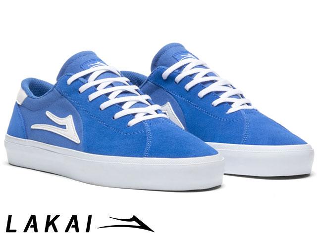 【国内正規品】 Lakai 【2019FALLモデル】 FLACO II BLUE SUEDE フラコ 2 ブルー スエード ラカイ スケート SKATE スニーカー