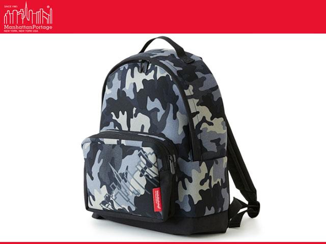 30324aa18bb2 【国内正規品】 Manhattan Portage Neoprene Fabric Big Apple Backpack JR ネオプレン  ファブリック ビッグ