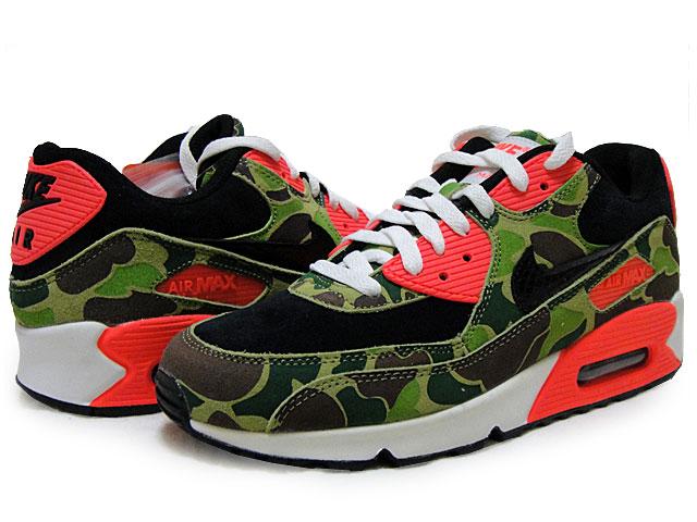 Nike NIKE AIR MAX 90 PREMIUM DUCK HUNTER CAMO atmos Air Max 90 premium hunter duck atto MOS