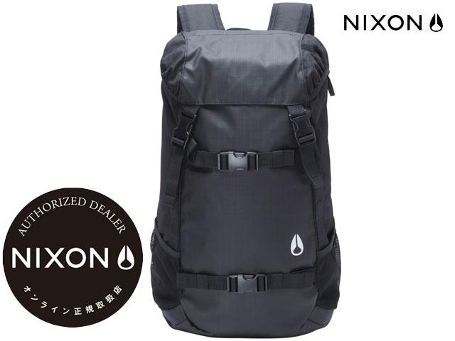 【国内正規品】 ニクソン NIXON バックパック バッグランドロック2 LANDLOCK2 BACKPACK ALL BLACK オールブラック NC1953000-00 リュック1215_NIXON_LANDLOCK II
