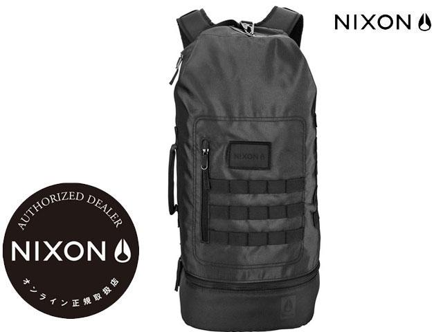 【国内正規品】 ニクソン NIXON -【新作】バックパック オリガミ ORIGAMI XL BACKPACK GT NC2901000-00 BLACK ブラック 黒 リュック バッグ