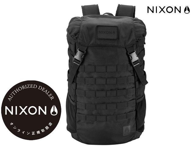 【国内正規品】 ニクソン NIXON -【新作】バックパック ランドロック LANDLOCK BACKPACK GT NC2903000-00 BLACK ブラック 黒 リュック バッグ