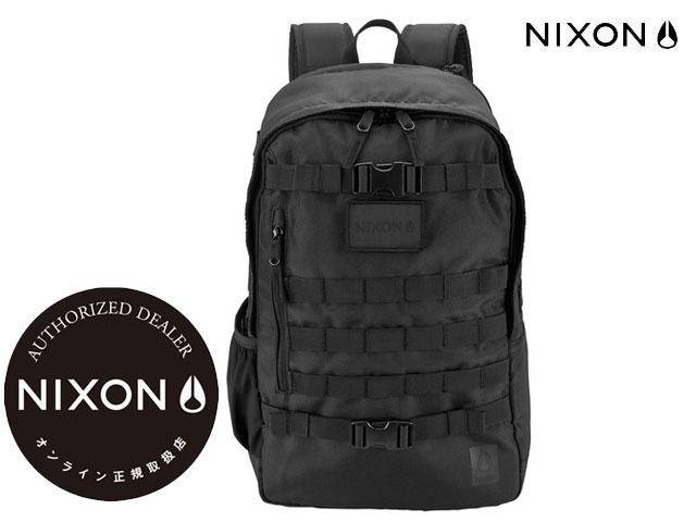 【国内正規品】 ニクソン NIXON -【新作】バックパック スミス SMITH BACKPACK GT NC2904000-00 BLACK ブラック 黒 リュック バッグ