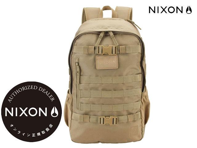 【国内正規品】 ニクソン NIXON -【新作】バックパック スミス SMITH BACKPACK GT NC29042989-00 COVERT コバート ベージュ リュック バッグ