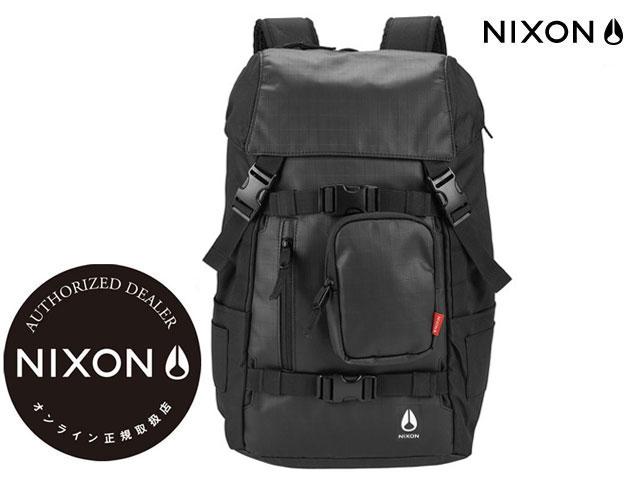 【国内正規品】 ニクソン NIXON 【新作】ランドロック 20リットル LANDLOCK 20L BACKPACK NC2951004-00 BLACK/BLACK ブラック/ブラック LANDLOCK ランドロック バックパック リュック
