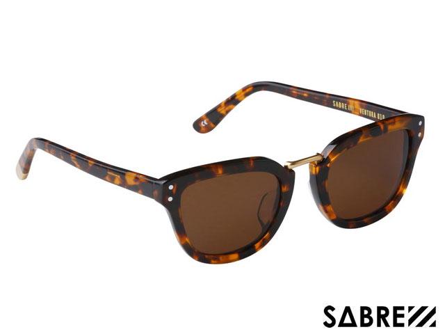 【国内正規品】 セイバー SABRE VENTURA SS7-510T-BR-J TORTOISE/BRONZE ベンチュラ トートイズ/ブロンズ レンズ サングラス メガネ