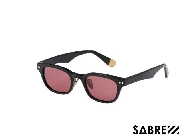 【国内正規品】 セイバー SABRE CORVETTE SS8-505B-M-J BLACK GLOSS/MAROON コルベット ブラック グロス/マルーン レンズ サングラス メガネ
