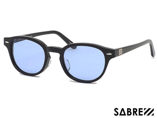 【国内正規品】 セイバー SABRE REVISIT BLACK/LIGHT BLUE リビジット ブラック/ライトブルー 黒/青 SV277-137J サングラス メガネ