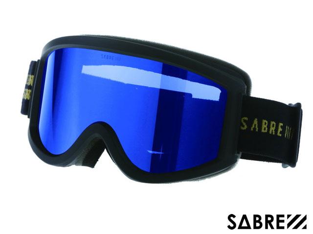 【国内正規品】 セイバー SABRE ACID RIDER SVG1701BKBL MT BLACK/ORANGE/BLUE アシッドライダー ゴーグル マットブラック オレンジ グレー 黒/オレンジ/灰 スノーボード ジャパンフィット ハードケース付 偏光レンズ サングラス