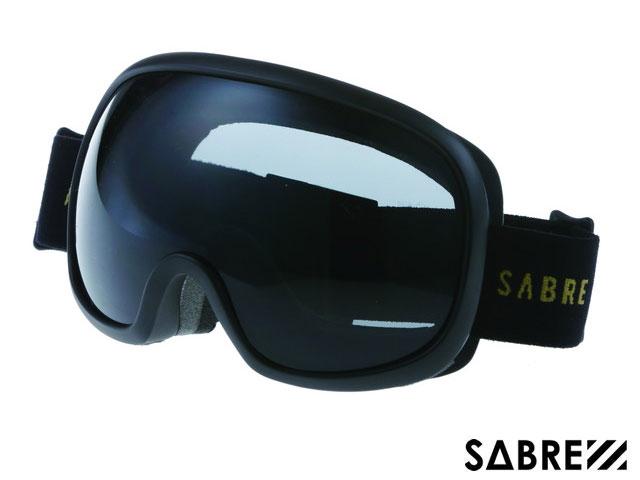 【国内正規品】 セイバー SABRE HIGH POINT SVG1703BKGR MT BLACK/GREY ハイポイント ゴーグル マットブラック グレー 黒/灰 スノーボード ジャパンフィット ハードケース付 偏光レンズ サングラス
