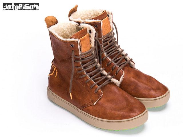 SATORISAN 【18FWモデル】 サトリサン ワラク プルアップ キャラメル WARAKU PULL UP-L CARAMEL スニーカー ブーツ