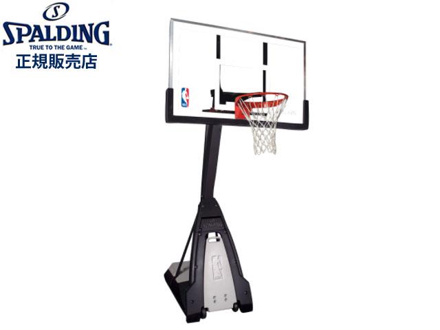 【国内正規品】 スポルディング SPALDING 【代引き不可】【メーカー直送】ザ・ビースト バスケットゴール(NBA公認) バスケットボール e74560jp