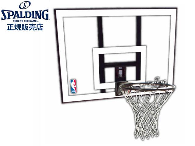 【国内正規品】 スポルディング SPALDING 【代引き不可】【メーカー直送】NBAコンボ バスケットゴール(NBA公認) バスケットボール