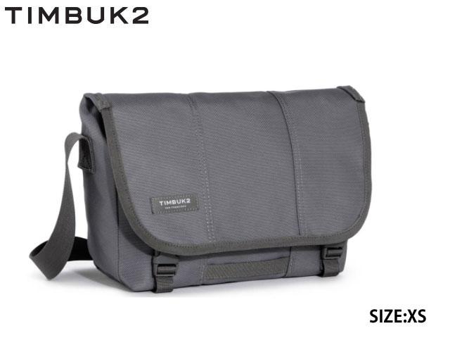 【国内正規品】 TIMBUK2 Classic Messenger クラシックメッセンジャー ティンバックツー XS Gunmetal 110812003 HERITAGE