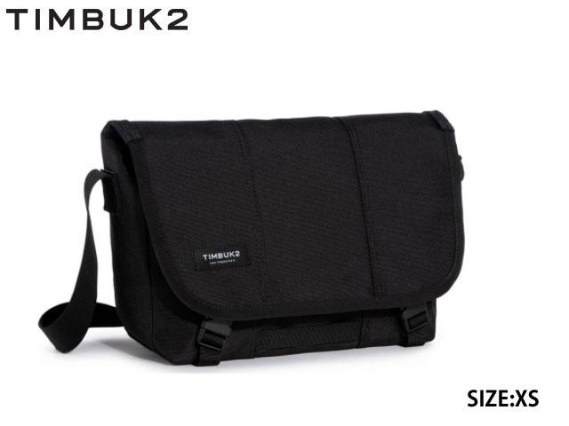 【国内正規品】 TIMBUK2 Classic Messenger クラシックメッセンジャー ティンバックツー XS Jet Black 110816114 HERITAGE