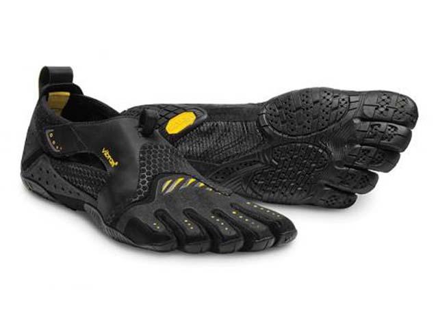ビブラムファイブフィンガーズ Vibram FiveFingers シグナ Signa 13M0201 黒/黄 black/yellow フィットネスシューズ FITNESS SHOES 5本指シューズ