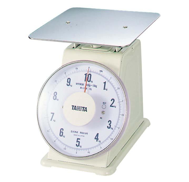 【送料無料】タニタ 上皿自動ハカリ 【30kg】 平皿タイプ 最小表示単位100g カラー:ホワイト はかり 秤 量り