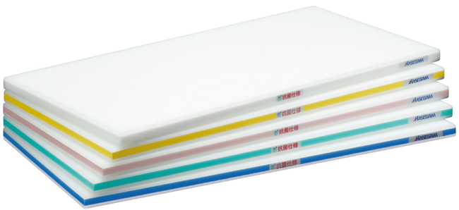 カラー:赤 茶 毎日がバーゲンセール 黒は受注生産になります 別途送料追加なる場合もあります 抗菌まな板 かるがるまな板:SDK 460x260x20mm 公式ストア ライン分け:8色 標準タイプ メーカー直送の為 別途送料発生あり HACCP対応 ノロウィルス対策 衛生管理 仕込み アレルギー対策 両面シボ付 食洗器OK 色分け 防カビ 使い分け 煮沸OK