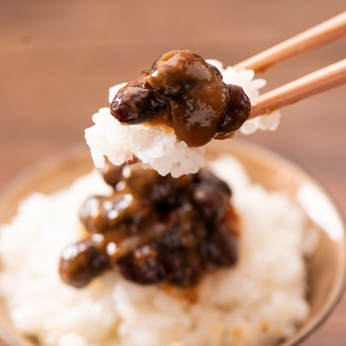 【久世福商店】黒豆でつくった、食べる醤油【140g】