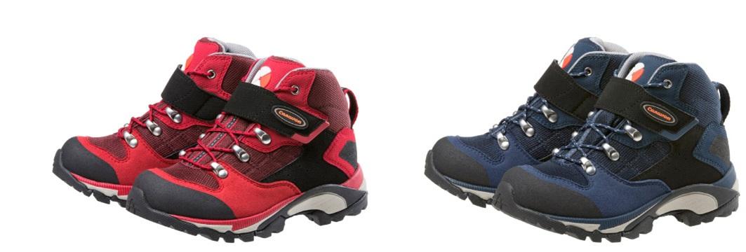キャラバン【caravan】 ジュニア 登山靴 トレッキングシューズ 親子で登山を楽しめます♪ C1-jr 0010109