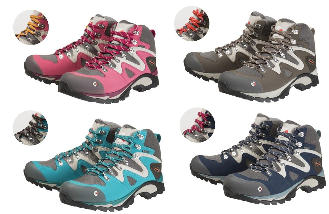 キャラバン【caravan】 登山靴 トレッキングシューズ ソフトでスリムなレディースモデル♪ C4-03 0010403