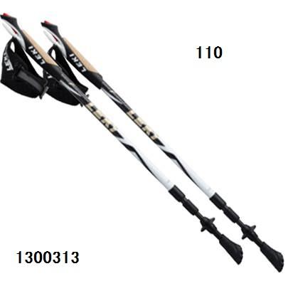 【LEKI】レキ トラベラーカーボン ノルディックウォーキングポール 3段伸縮の軽量コンパクトモデル  1300313