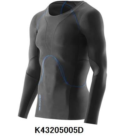 スキンズ 【SKINS】 RY400M  ロングスリーブトップ K43205005D