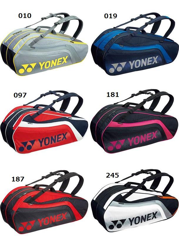 大注目 2018 テニス ヨネックス【YONEX】 2018 リュック付き テニス ラケットバック6 リュック付き テニスラケット6本収納可能♪ BAG1812R, 八代郡:4a0e529c --- construart30.dominiotemporario.com