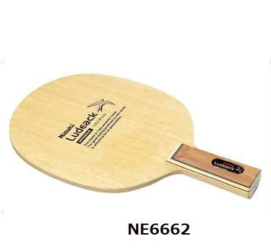 ニッタク 日卓 卓球ラケット ルデアックC 木材7枚合板 NE6662