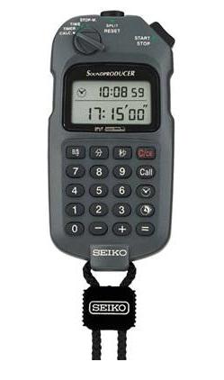 セイコー SEIKO オンラインショップ サウンドプロデューサー 放送用ストップウォッチ 音楽 正規品送料無料 SVAX001