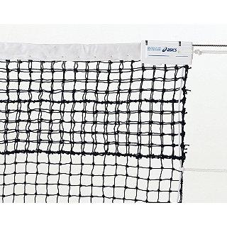 20%OFF! アシックス 一般硬式テニスネット 使いやすく根強い人気の上部ダブルネット 11121K